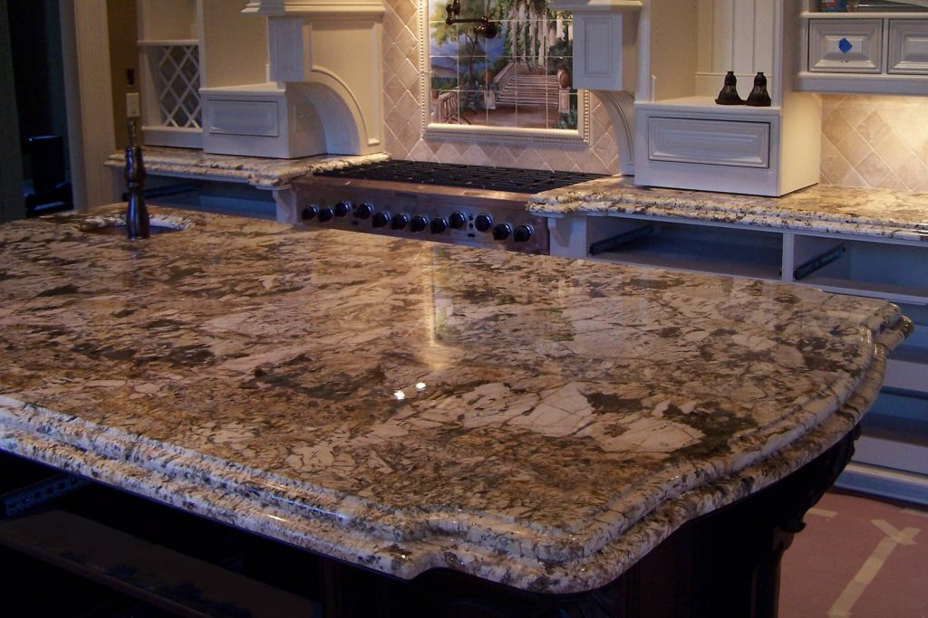 A custom countertop in North Little Rock, AR